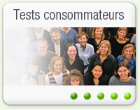 Tests consommateurs